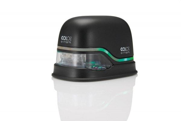 COLOP e-mark® Digitalstempel / elektronisches Markiergerät mit mehrfarbigem A...