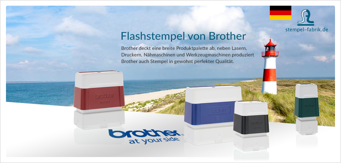 PRODUKTE VON BROTHER